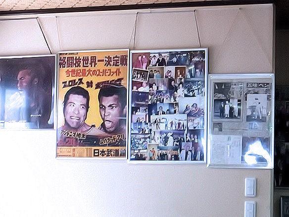 プロレスのポスター.JPG