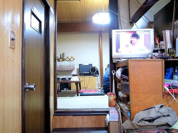 ぺいざんの店内.JPG