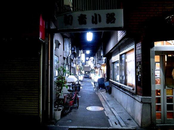 初音小路の入口.JPG