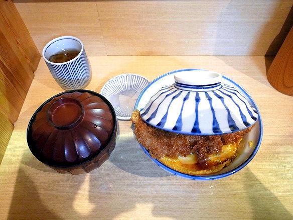 瑞兆のカツ丼普通盛り.JPG