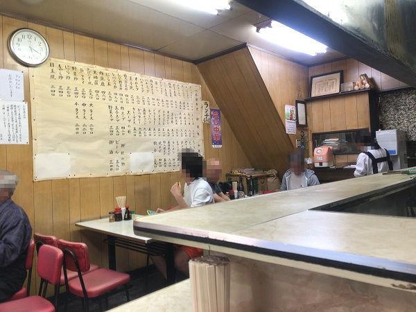 若名大衆食堂の店内.JPG