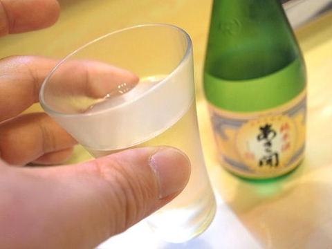 純米酒 あさ開.JPG