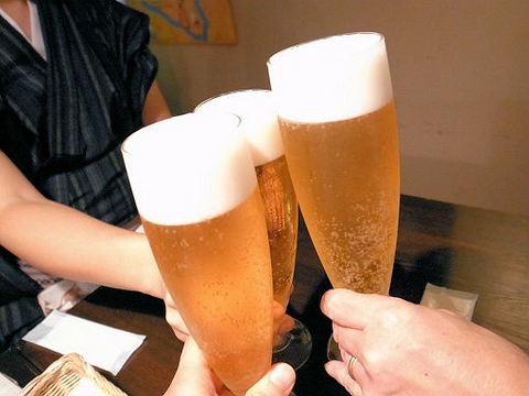ストーリアで乾杯.JPG