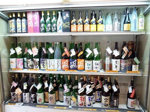 店内の日本酒 その1.JPG