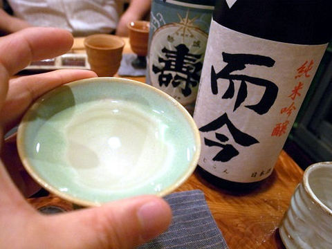 日本酒の而今.JPG