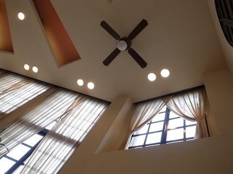 シャンゴの天井.JPG