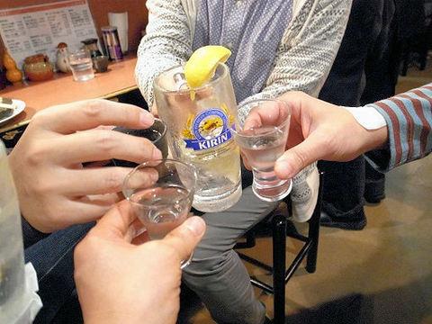 2度目の乾杯.JPG