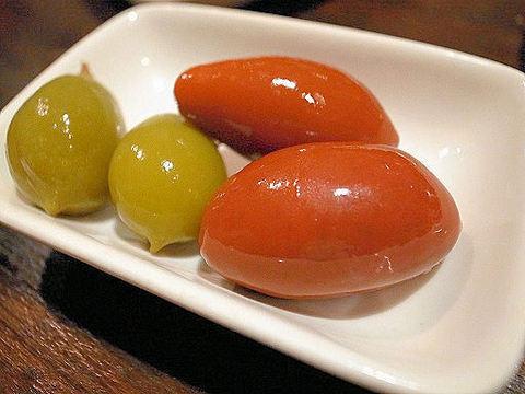 小桃とオリーブ.JPG