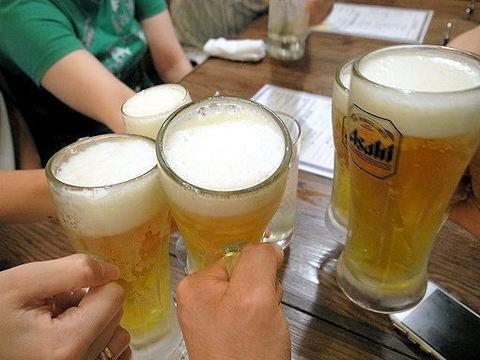板橋3丁目食堂で乾杯.JPG