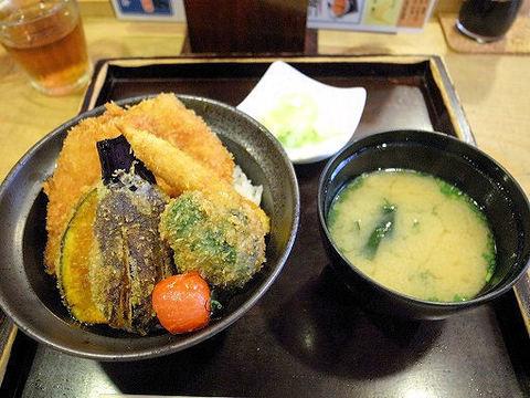 野菜カツ丼.JPG