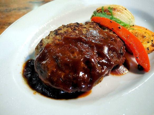 夏野菜とハンバーグ.JPG