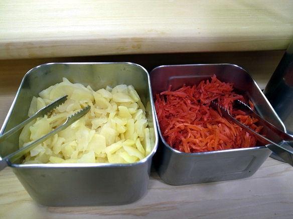紅生姜とお新香.JPG