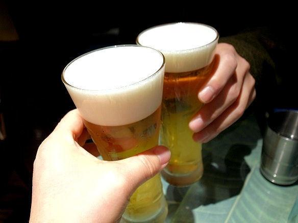 カールスバーグ生ビール.JPG
