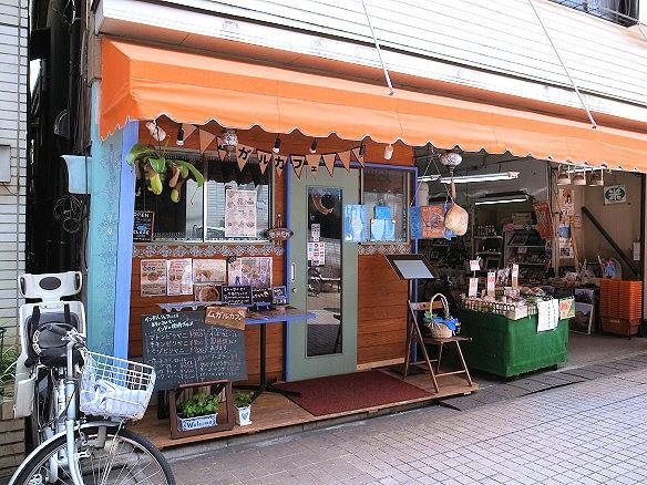 ムガルカフェの外観.JPG