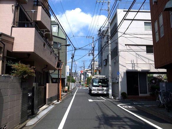 落合南長崎の住宅街.JPG