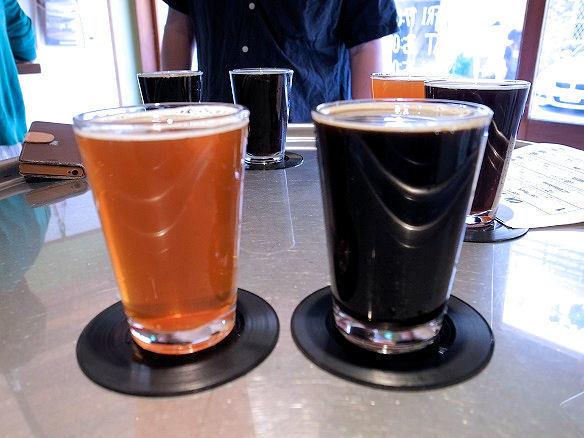 クランクビール2種.JPG