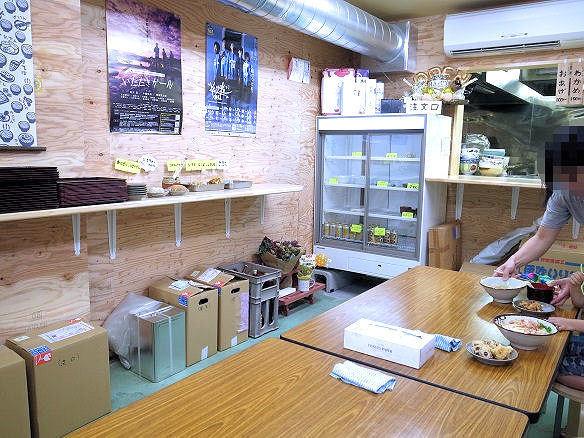 いわい製麺の店内.JPG