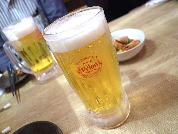 オリオンビール 生中.JPG