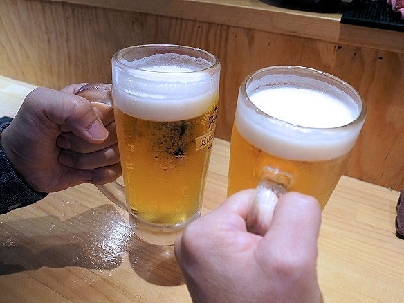 小江戸で乾杯.JPG