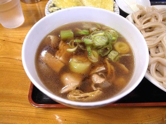 肉汁うどんのつゆ.JPG