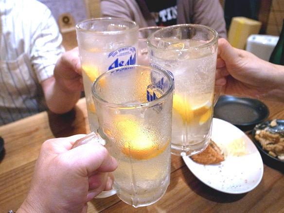 やきとん やんぐ 2ndで乾杯!!.JPG