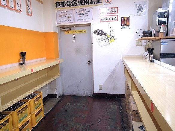 立ち飲み 喜多屋の店内.JPG