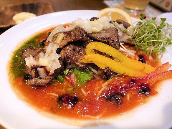 ジューシービーフトマト冷麺.JPG