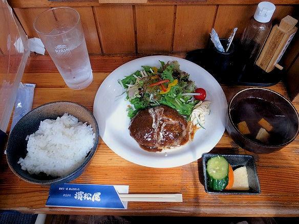 肉汁ハンバーグ定食(200g).JPG