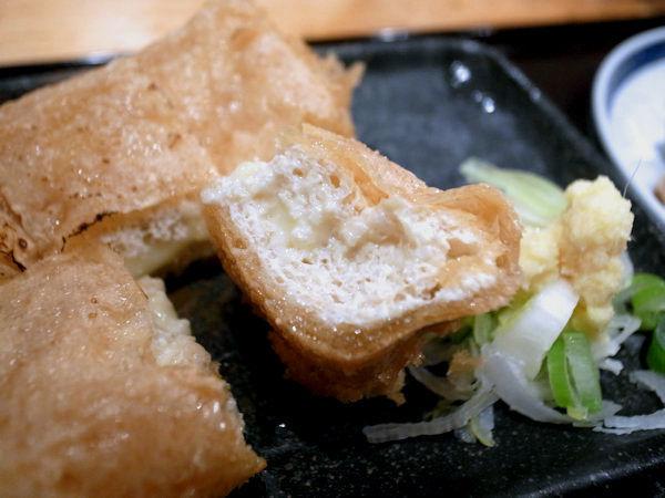 栃尾揚げの中のチーズ.JPG