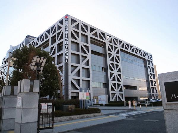 国立スポーツ科学センター.JPG