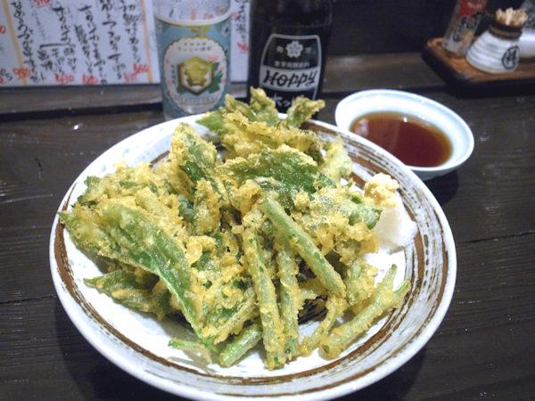 明日葉天ぷらの全容.JPG