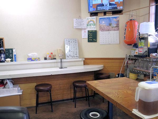 北食堂の店内.JPG