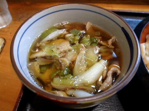 肉汁うどんのつけ汁.JPG