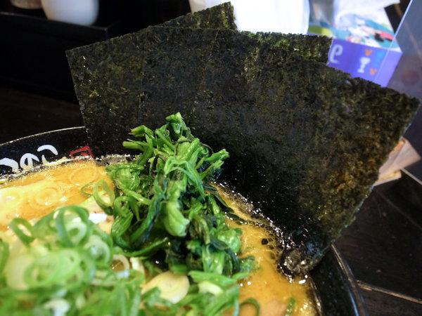 ほうれん草と海苔.JPG